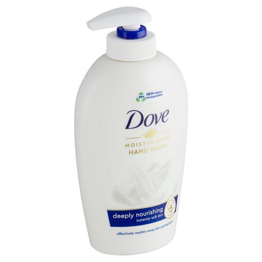 Dove Jemné tekuté mýdlo 250ml