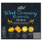 Tesco Finest Výběr pikantních sýrových sušenek 300g
