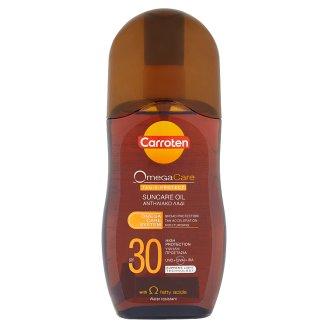 Carroten Omega Care olej na opalování a ochranu kůže SPF 30 125ml