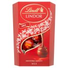 Lindt Lindor Milk Chocolate with Soft Liquid Filling 200g