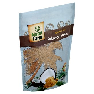 Natur Farm Coconut Sugar 500g