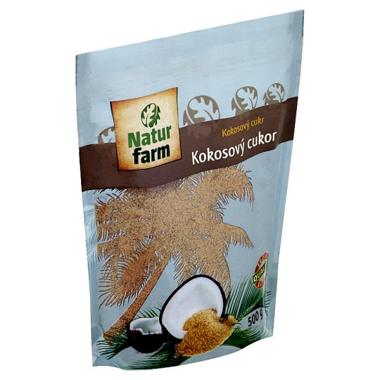 Natur Farm Kokosový cukr 500g
