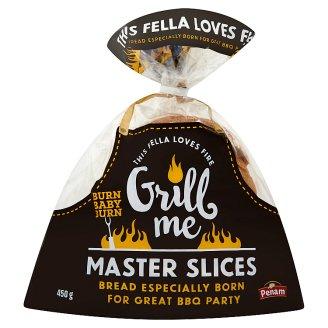 Penam Grill Me Master Slices Bread 450g