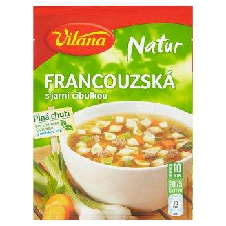 Vitana Natur Francouzská polévka s jarní cibulkou 64g