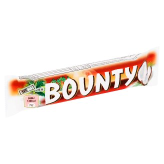 Bounty Dark čokoláda plněná kokosem 2 x 28,5g