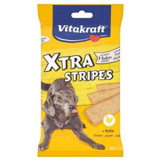Vitakraft Xtra Stripes + drůbeží 20 x 10g