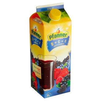 Pfanner B+C+E ovocný nápoj s lesními plody 2l