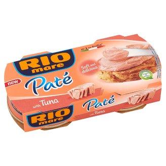 Rio Mare Paté Tuňákový krém 2 x 84g