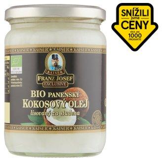 Kaiser Franz Josef Exclusive Bio panenský kokosový olej 500ml