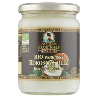 Kaiser Franz Josef Exclusive Bio Virgin Coconut Oil 500ml