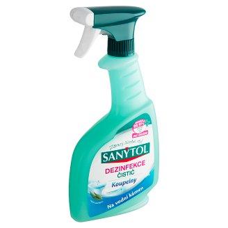 Sanytol Dezinfekce čistič koupelny vůně eukalyptu 500ml