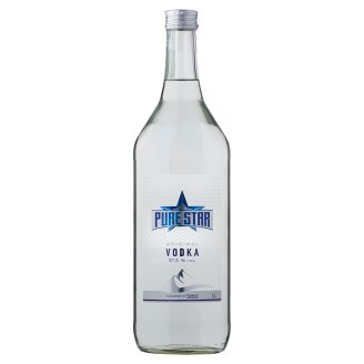 Pure Star Original Vodka 1L