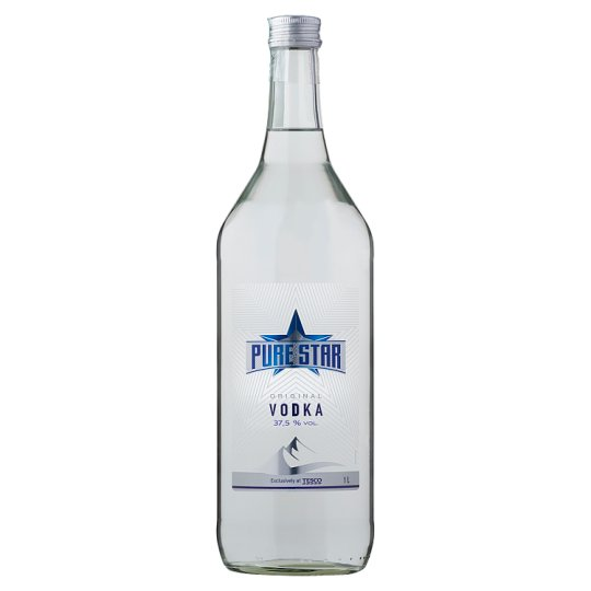 Pure Star Original Vodka 1L