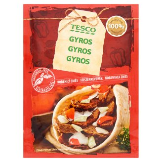 Tesco Seasoning Mix Gyros 30g