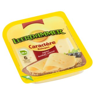 Leerdammer Caractère Sliced ​​Cheese 150g