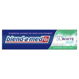 Blend-A-Med 3D White fresh zubní pasta s bělicím účinkem 100ml