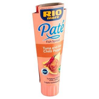 Rio Mare Paté Tuna Cream With Hot Peppers 100g