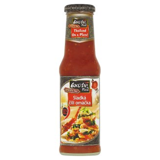 Exotic Food Authentic Thai Sweet Chilli Sauce 250ml