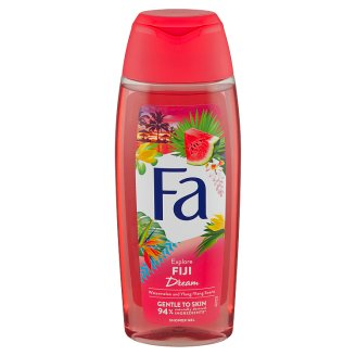 Fa sprchový gel Island Vibes Fiji Dream 250ml