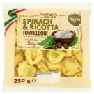 Tesco Egg Pasta Stuffed with Ricotta Cheese and Spinach 250g