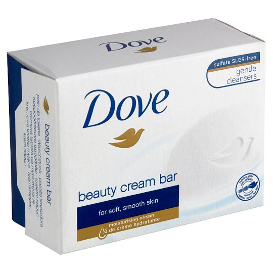 Dove Original Cream Tablet for Washing 100g