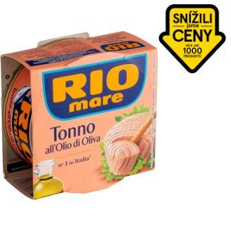 Rio Mare Tuňák v olivovém oleji 160g