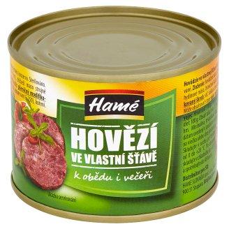 Hamé Beef in Own Juice 180g