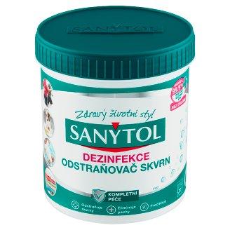 Sanytol Dezinfekce odstraňovač skvrn 450g