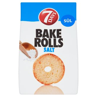 7 Days Bake Rolls sůl 80g