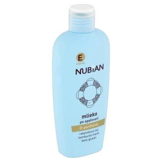 Nubian Mléko po opalování 200ml