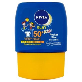 Nivea Sun Kapesní dětské mléko na opalování OF 50+ 50ml