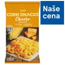 Tesco Corn Snacks Cheese Flavoured 125g