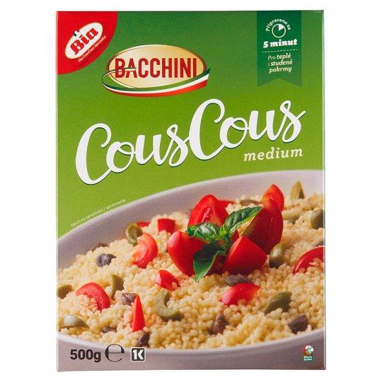 Bacchini CousCous Medium 500g