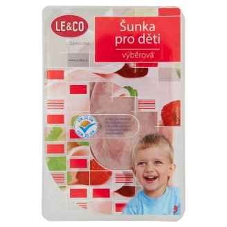 Le & Co Ham for Children 100g