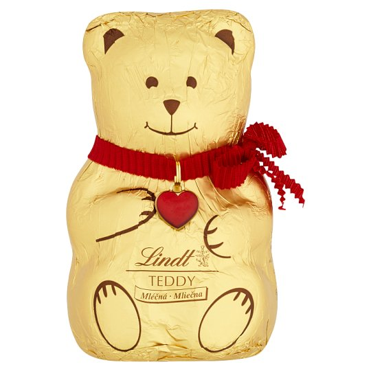 Lindt Teddy Milk Chocolate 100g