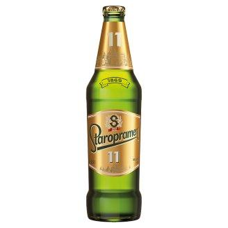 Staropramen Jedenáctka pivo ležák světlý 0,5l