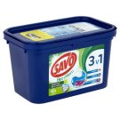 Savo Without Chlorine Universal Washing Capsule for Color and White Laundry 17 Washes