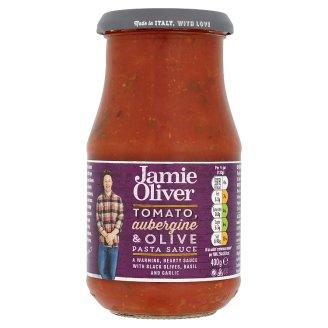 Jamie Oliver Omáčka na těstoviny rajčata, lilek a olivy 400g