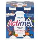 Danone Actimel Yoghurt Milk Sea Buckthorn & Blackcurrant & Acai 4 x 100g