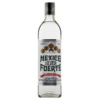 Mexico Fuerte Silver 70cl