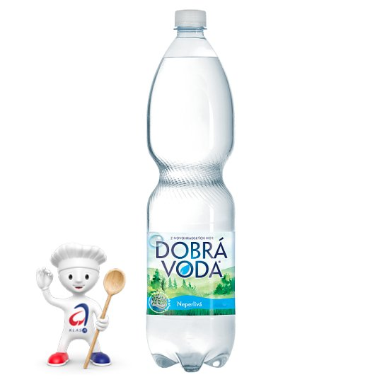 Dobrá voda Still Water 1.5L