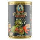 Kaiser Franz Josef Exclusive Zelené olivy plněné pálivou paprikovou pastou 300g