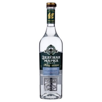 Zelyonaya Marka Tradicionnaya vodka 0,5l