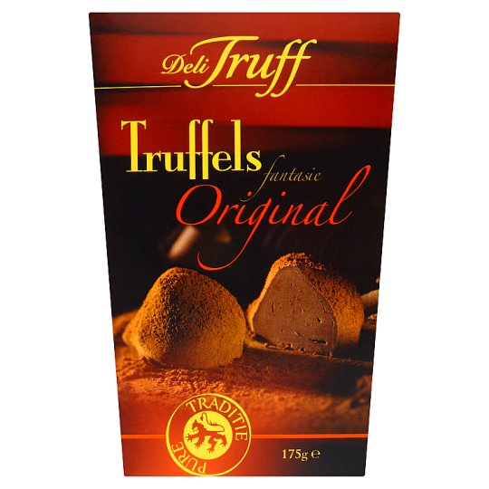 Delitruff Chocolate Flavoured Confectionery with Cocoa 175g