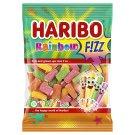 Haribo Fizz Rainbow želé s ovocnými příchutěmi 85g