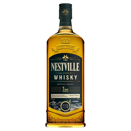 Nestville Blended Whisky 70cl