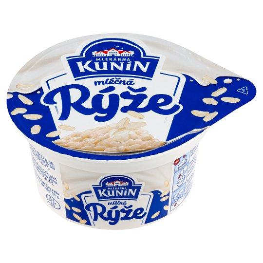 Mlékárna Kunín Mléčná rýže 150g