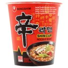Nongshim Shin Cup Gourmet Spicy Noodle Soup 68g