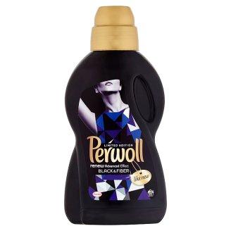 Perwoll Black & Fiber speciální prací prostředek na černé a tmavé oblečení 15 praní 900ml