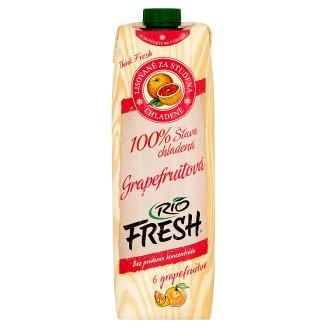 RIO FRESH 100% Juice from Pressed Grapefruit 1L